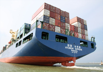 INTERNATIONAL CONTAINER SHIPPING – SEA FREIGHT