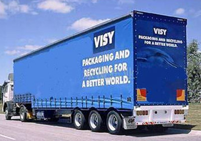 INTERNATIONAL FREIGHT CURTAIN SIDED TRAILERS