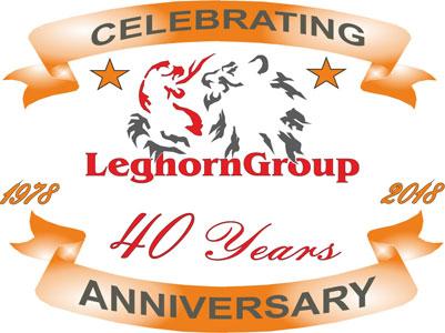 LeghornGroup celebrating 40 years!