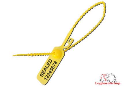 adjustable length plastic seal adjustseal