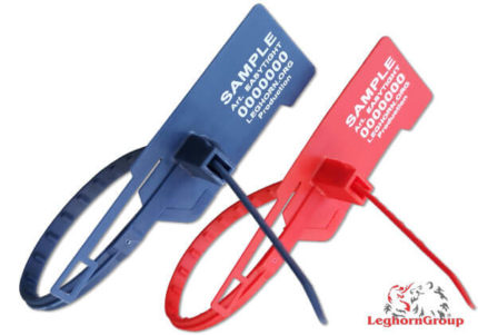 adjustable length plastic seal bagseal 6×420 mm