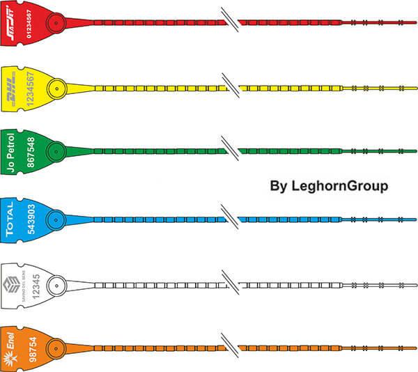 adjustable plastic scite seal lgh colours customizations