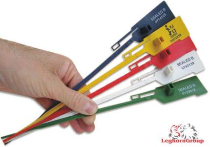 adjustable plastic security seal easytight 6×294 mm