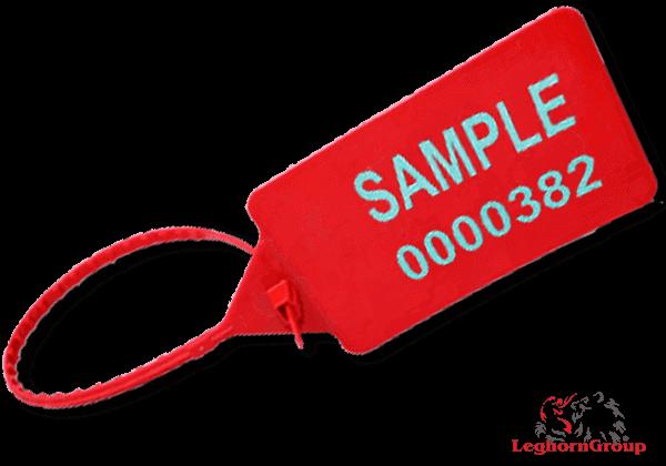 Adjustable Length Plastic Seals TITAN SEAL 5×424 Mm