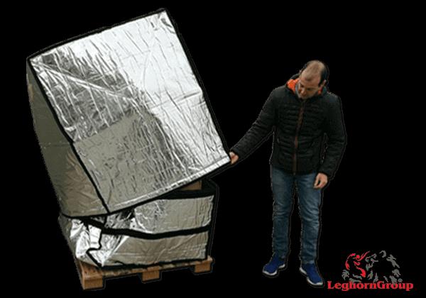 Aluminum Palet Cover Art: TD 005