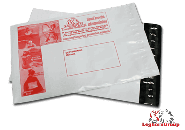 Bag Plus: Not Numbered Security Envelope