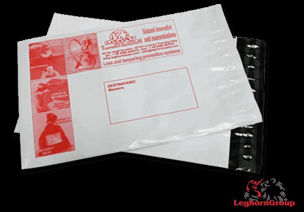 Bag Plus: Not Numbered Security Envelope