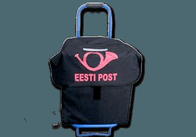 POSTAL BAG (Grenoble)