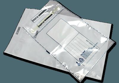 BAG SAFE: SECURITY ENVELOPES
