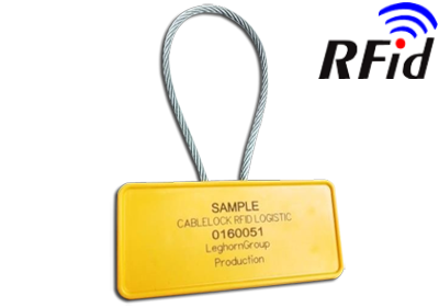 CABLE UHF RFID LOGISTIC SEAL