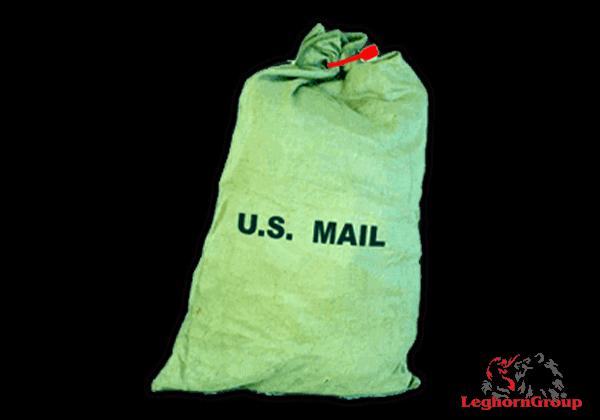 Canvas Postal Sack (Matera)
