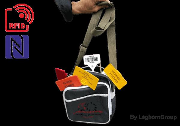 """Complete Kit Of RFID Seals """"Kefalonia"""" Satchel"""