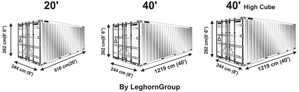 container void labels seals technical drawing