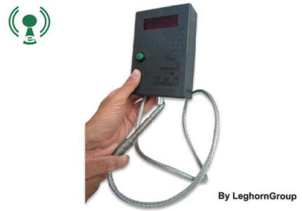 electronic reusable security seal e-lock standard