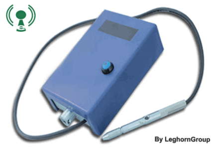 electronic seal for containers e-lock gold