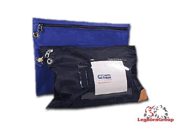 Envelope Shaped Security Bag (Paris)