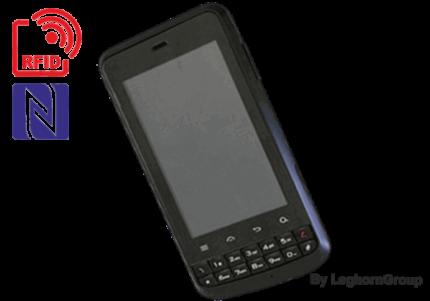 epr cm398 hand held rfid nfc reader android smart phone