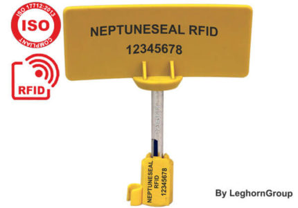 high security bolt seal rfid neptuneseal