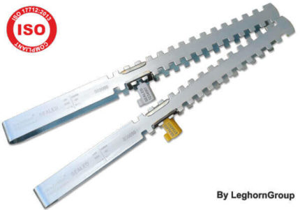 high security container barrier seals new forkseal