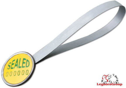 metal strap security seal strapseal