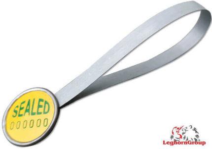 metal strap security seal strapseal dm
