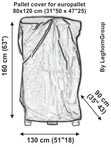 pallet bag art bologna technical drawing