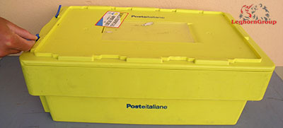 plastic closure postal block how to use