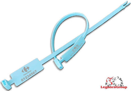 plastic fixed length seal ringlabelseal