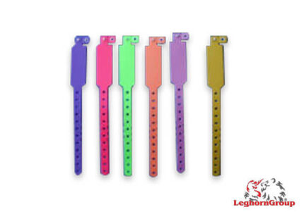 plastic identification wristbands