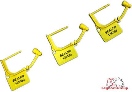 plastic padlock security calaide seal