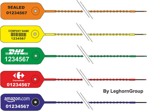plastic seal adjustseal colours customizations