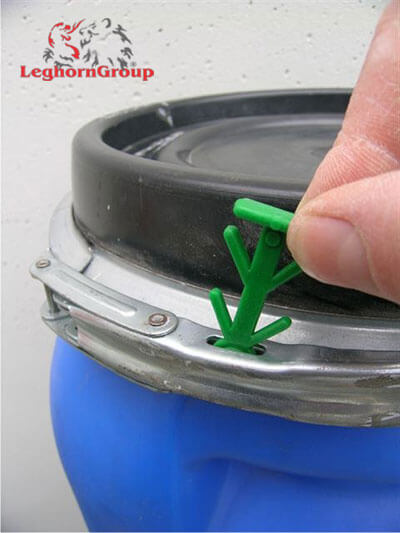 plastic seal drums drumlock colours customizations how to use