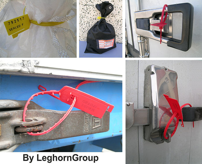 plastic seal longseal examples of use