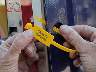 plastic seal ringlabelseal how to use
