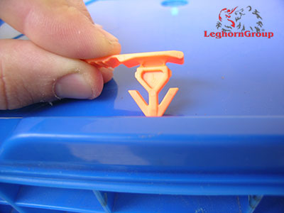 plastic seal toteboxseal 37x16 mm how to use