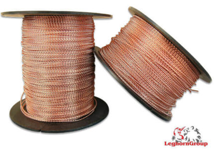 red copper sealing wire