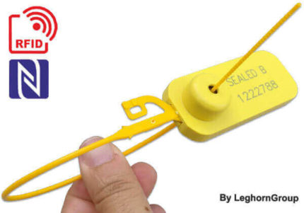 resistant versatile adjustable plastic seal rfid jupiter
