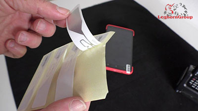 rfid bag safe plus void how to use