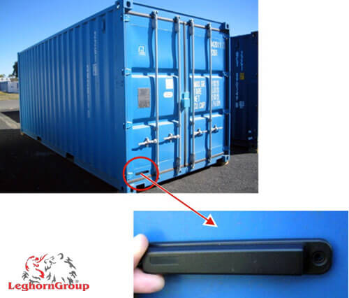 rfid metal tag uhf ts10 for containers examples of use