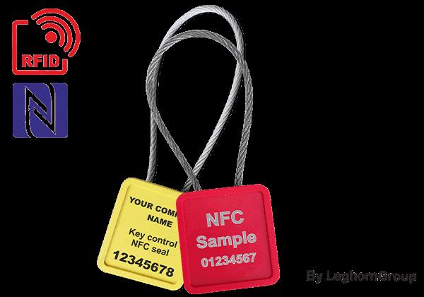 RFID Seals - LF/HF/NFC/UHF