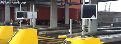 rfid system janus gate examples of use