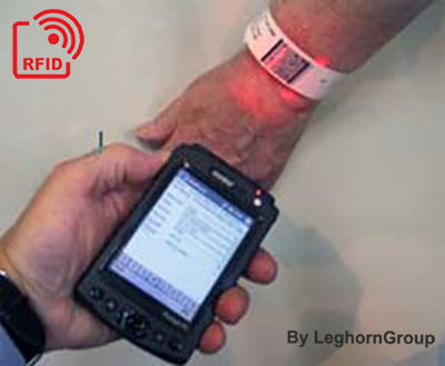 rfid tyvek wristbands examples of use