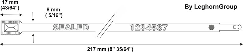 seals for container metal seal technical drawing