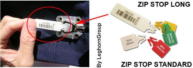 security bag helsinki zip stop closure