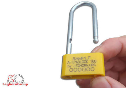 security seal padlock type padlockseal 160-4