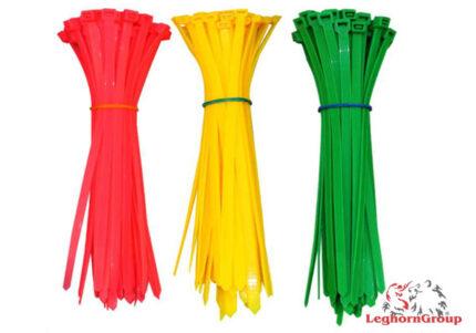 self locking plastic cable ties