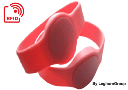 silicon wristband rfid hf
