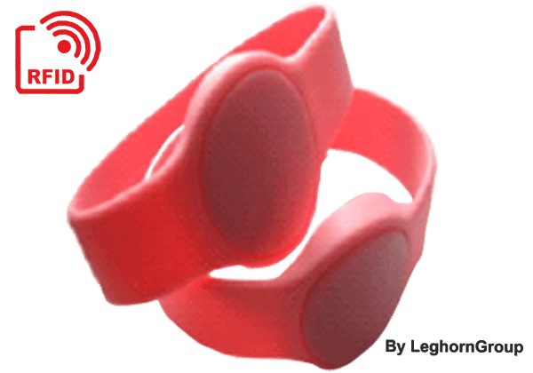 HF Silicon Wristband