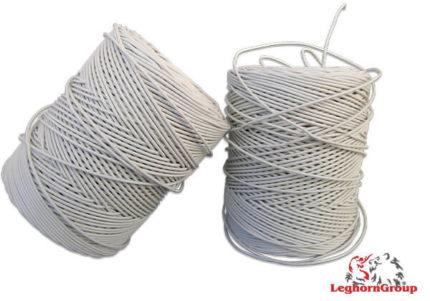steel wire plastified