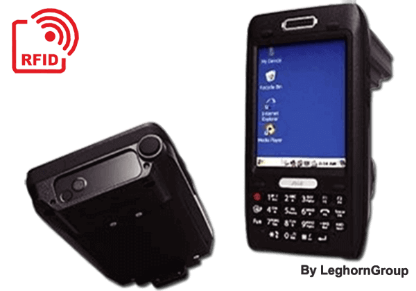 UHF RFID Reader EPR AT880 Hand-Held